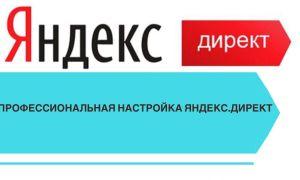 Профессиональная настройка Яндекс.Директ