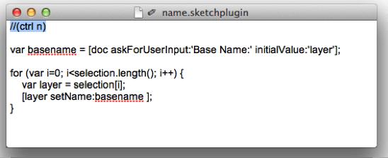 сделать это в коде расширения
