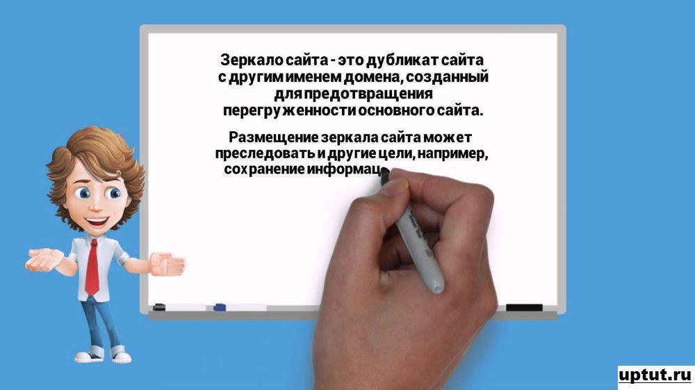 Проверка зеркал сайта