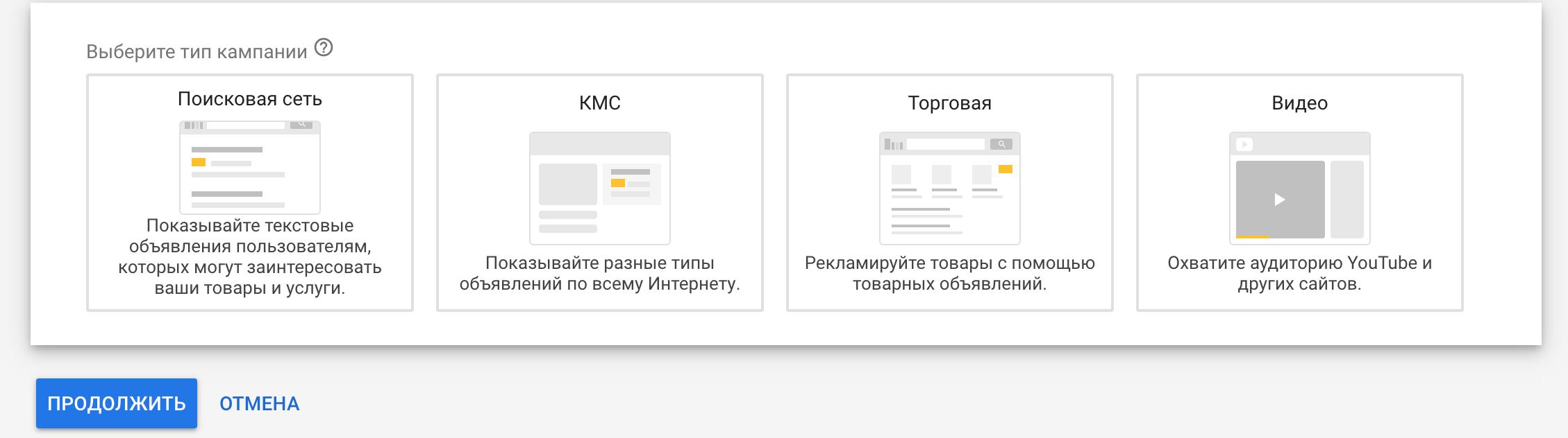 Тип компании КМС(GDN)